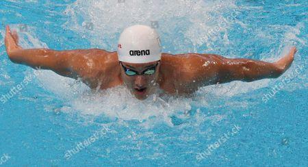 Tyler CLARY, USA 400 medley