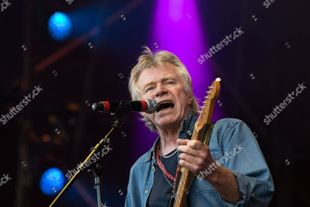 Stock Image of Dave Edmunds