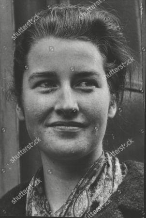 Margaret Brown Witness In The 1959 Birmingham Ywca Murder Case; Typist Stephanie Baird Was Killed By Patrick Byrne. Box 0617 22072015 00267a.jpg.