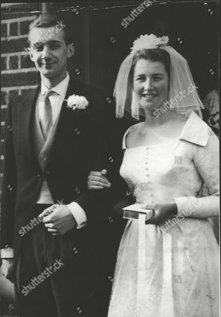 Margaret Brown Marries Stuart Campbell. She Was A Witness In The 1959 Birmingham Ywca Murder Case; Typist Stephanie Baird Was Killed By Patrick Byrne. Box 0617 22072015 00271a.jpg.