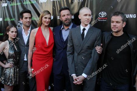 Melanie Zanetti, Ed Weeks, Brenda Strong, Ben Affleck, Jason Man