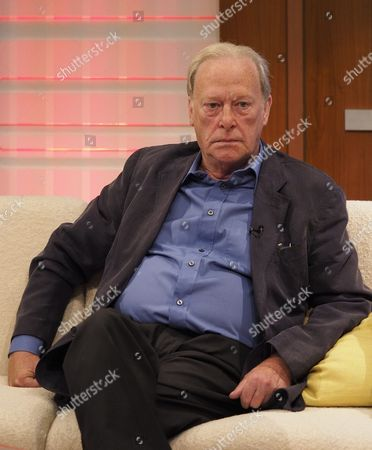 Stock Picture of Dennis Waterman
