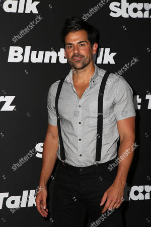 Editorial photo of 'Blunt Talk' TV Series premiere, New York, America - 10 Aug 2015