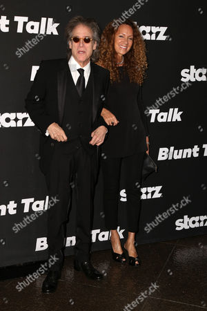 Editorial picture of 'Blunt Talk' TV Series premiere, New York, America - 10 Aug 2015