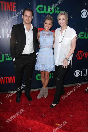 Kyle Bornheimer, Maggie Lawson, Jane Lynch