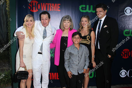 Editorial picture of 'Stars Party' - CBS, SHOWTIME, The CW and CBS Television Distribution, Los Angeles, America - 10 Aug 2015