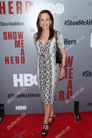 Editorial image of HBO 'Show Me a Hero' TV series premiere, New York, America - 11 Aug 2015