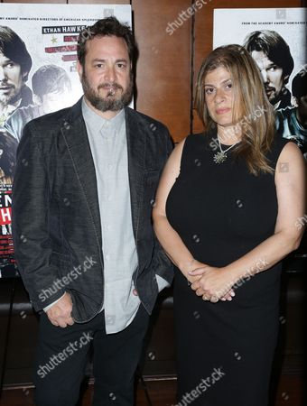 Stock Picture of Shari Springer Berman and Robert Pulcini