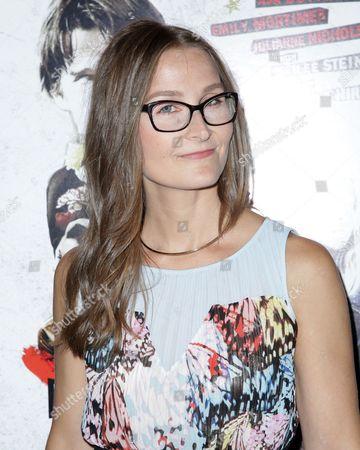 Stock Photo of Eleanor Henderson
