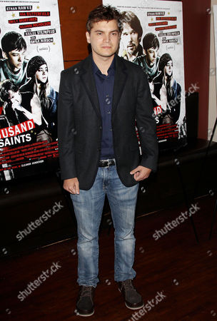 Editorial picture of 'Ten Thousand Saints' film premiere, Los Angeles, America - 11 Aug 2015