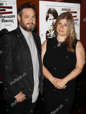 Editorial picture of 'Ten Thousand Saints' film premiere, Los Angeles, America - 11 Aug 2015