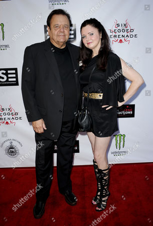 Paul Sorvino & wife Dee Dee Benkie