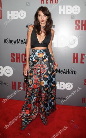 Editorial photo of HBO 'Show Me a Hero' TV series premiere, New York, America - 11 Aug 2015