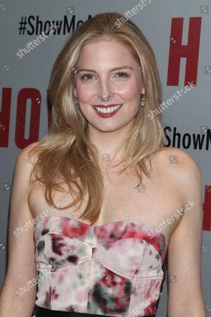 Stock Photo of Hilary Mann
