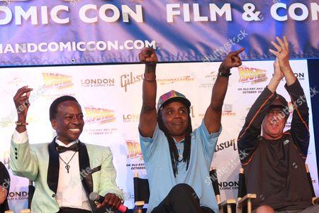Editorial photo of London Film and Comic Con, Britain - 19 Jul 2015