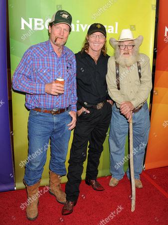 """Rooster McConaughey, Wayne """"Butch"""" Gilliam, Gil Prather"""