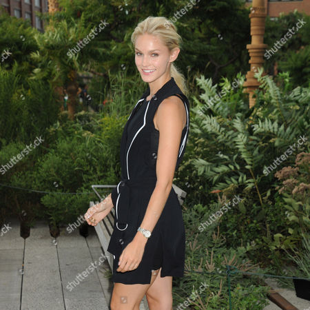Editorial picture of People Style Watch event, New York, America - 12 Aug 2015