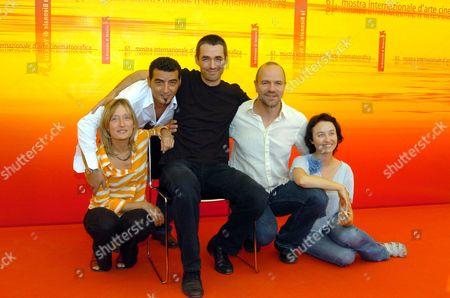 Gabriela Muskala, Blerim Gjoci, Greg Zglinski, Aurelien Recoing and Marie Matheron.