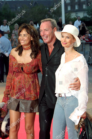 Stock Picture of FREDERIQUE BEDOS, TONY GOMEZ AND MARIE SOPHIE L