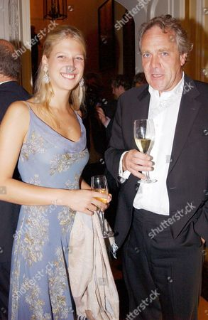 LADY GABRIELLA WINDSOR WITH HENRY PORTER