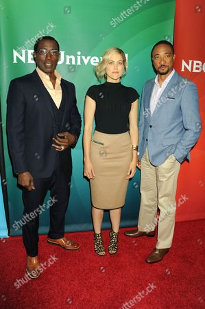 Wesley Snipes, Charity Wakefield, Damon Gupton
