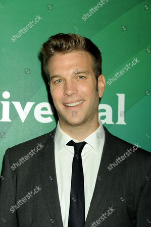 Editorial image of NBC Universal Press Tour, Los Angeles, America - 13 Aug 2015