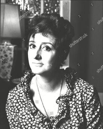 Stock Photo of Anna Quayle Actress. Box 0618 22072015 00089a.jpg.