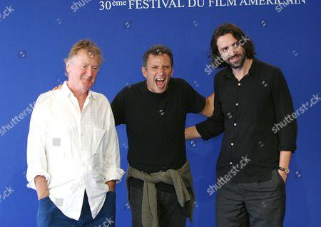 'MONDOVINO' DOCUMENTARY FILM PHOTOCALL - JONATHAN NOSSITER AND COLLABORATORS