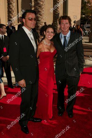 Michael Moloney, Constance Ramos and Ty Pennington