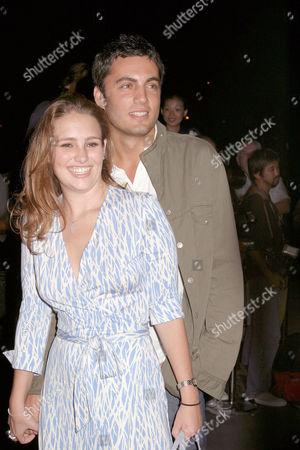 Gillian Hearst Shaw and Fabian Basabe