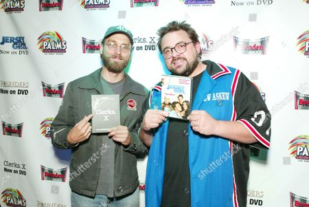 Scott Mosier (Producer of Clerks) and Kevin Smith