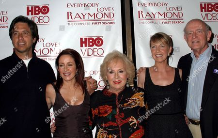 Ray Romano, Patricia Heaton, Doris Roberts, Monica Horan,P Boyle