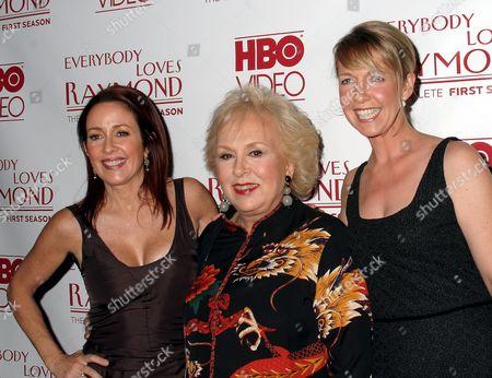 Patricia Heaton, Doris Roberts, Monica Horan