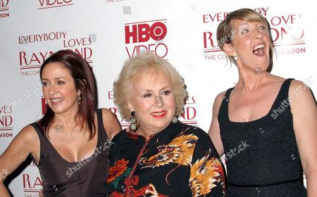 Patricia Heaton with Doris Roberts and Monica Horan