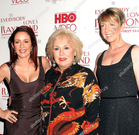 Patricia Heaton, Doris Roberts and Monica Horan