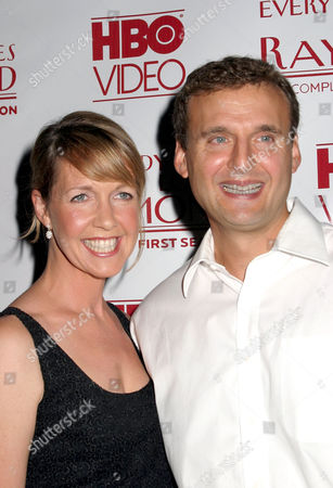 Monica Horan and Phil Rosenthal