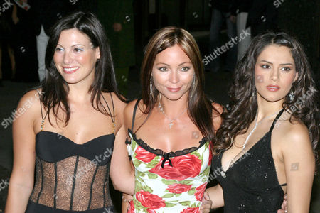Editorial photo of HARRODS PARTY, LONDON, BRITAIN - 09 SEP 2004