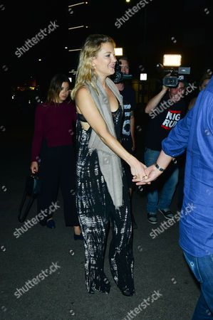 Editorial photo of Kate Hudson out and about, Los Angeles, America - 14 Aug 2015