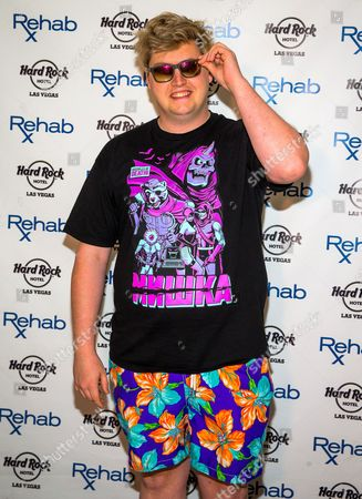 Stock Picture of Flux Pavilion
