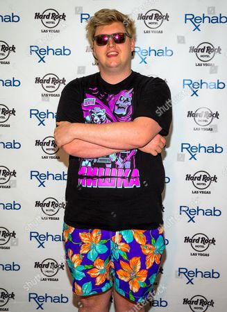 Stock Image of Flux Pavilion