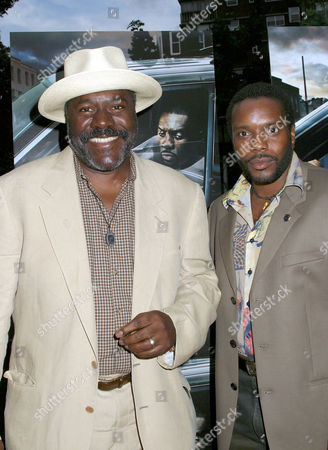 Frankie R Faison and Chad L Coleman