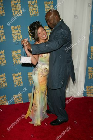 Michael Clark Duncan and Guest