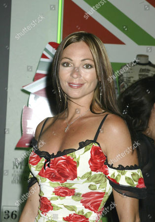 Editorial image of 'MADE IN ITALY' OPENING AT HARRODS, KNIGHTSBRIDGE, LONDON, BRITAIN - 09 SEP 2004