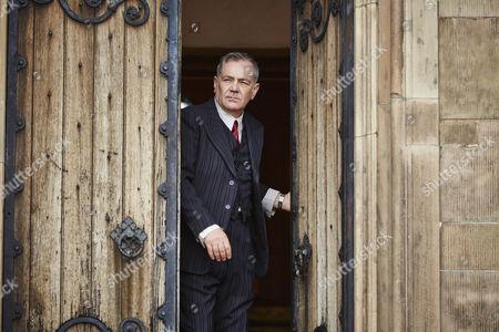 Borstal Governor Professor David Wilson