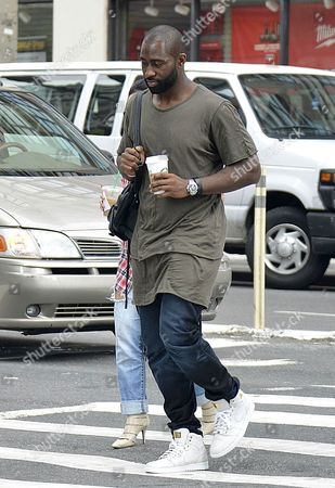 Editorial image of Darelle Revis out and about, New York, America - 17 Aug 2015