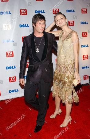 Brandon Davis and Mischa Barton
