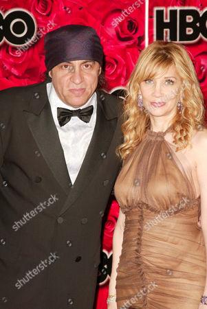 Steve Van Zandt and Wife Maureen Santoro