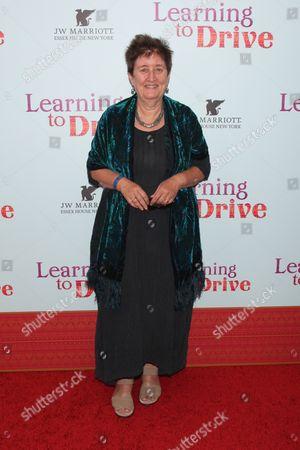 Stock Photo of Katha Pollitt (Author)