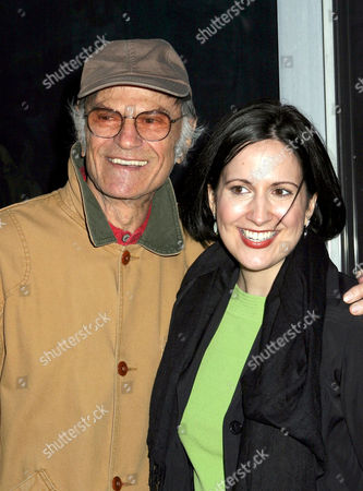 Larry Storch and Stephanie D'Abruzzo