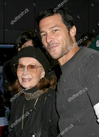 Katherine Helmond and Mark Collier